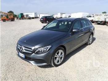 PKW MERCEDES C220 4 MATIC Business