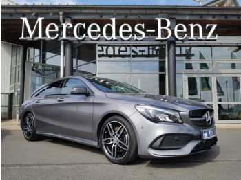 PKW Mercedes-Benz CLA 220d 4M+AMG+NIGHT+LED+NAVI+ KLIMAAUTO+PTS+S