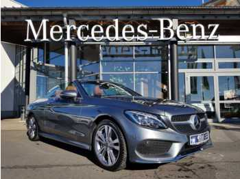 PKW Mercedes-Benz C 400 Cabrio 4Matic 9G-TRONIC AMG Line AIRSCARF