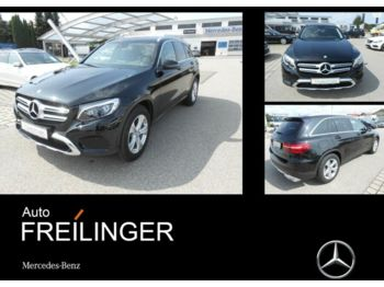 PKW Mercedes-Benz GLC 250 d 4MATIC LED NAVI Exclusive Chrom-Paket: das Bild 1