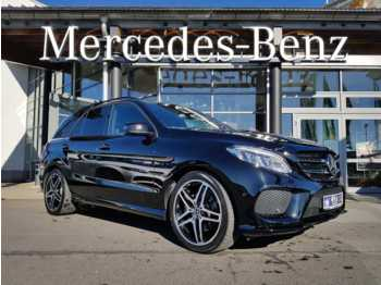 PKW Mercedes-Benz GLE 350 d 4Matic 9G-TRONIC AMG Line AIRMATIC+KA