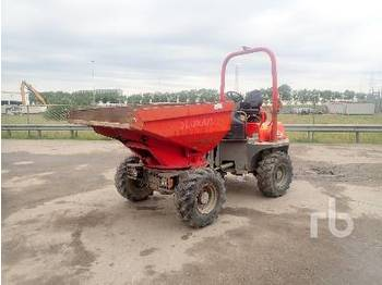 AUSA D350AHG 4x4 Swivel - Mini-Kipper