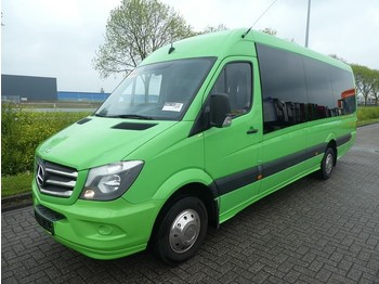 Kleinbus Mercedes-Benz Sprinter 516 CDI automatic, 23 seats