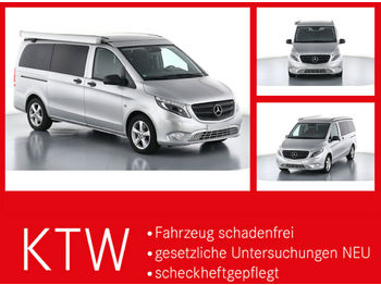 Kleinbus Mercedes-Benz V 250 Marco Polo Activity Edition,Markise,LED