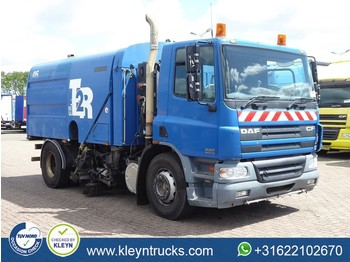 Kehrmaschine DAF CF 75.250 manual