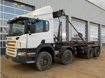 2005 Scania P420 - Abrollkipper