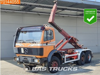 Mercedes-Benz 2629 6X4 V8 Manual Big-Axle Steelsuspension - Abrollkipper