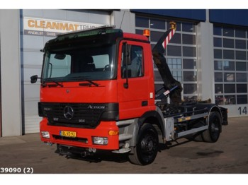 Mercedes-Benz Actros 1831 Intarder Steel EPS - Abrollkipper