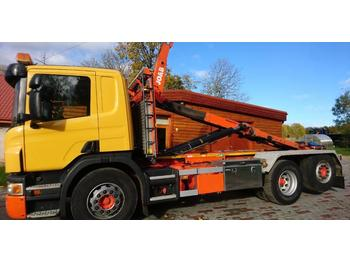 Scania P360 6x2 FLEX HOOKLIFT  - Abrollkipper