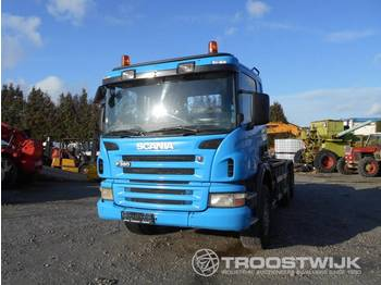 Scania P380 - Abrollkipper