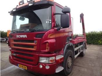 Scania P 380 4X2 Portaal Systeem - Abrollkipper