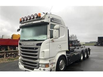 Scania R480  - Abrollkipper