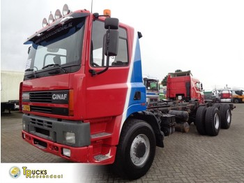 Ginaf M 3233 S M 3233-S EVS 400 + Euro 2 + Manual - Fahrgestell LKW