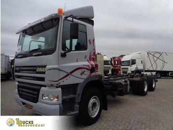 Ginaf X 3232 S X 3232 S + Manual + Airco - Fahrgestell LKW