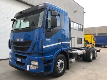 Fahrgestell LKW IVECO STRALIS AS260S50