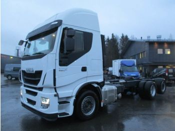 Fahrgestell LKW IVECO Stralis AS260S48 6x2*4