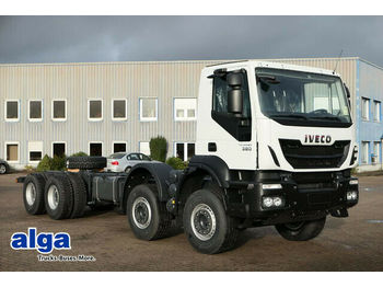 Iveco AD410T38H 8x4, Chassis, Kabine  - Fahrgestell LKW