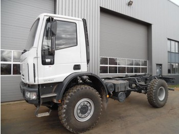 Iveco EUROCARGO 140E24 4x4 Chassis Cab new unused - Fahrgestell LKW