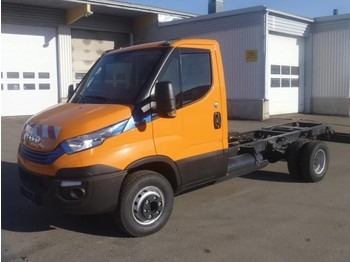 Fahrgestell LKW Iveco IVECO DAILY 72C14 CNG 4X2
