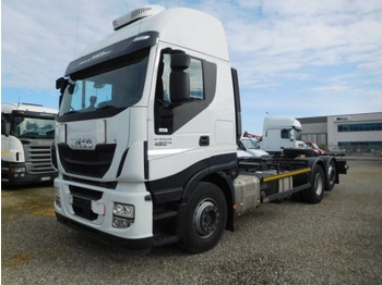 Fahrgestell LKW Iveco STRALIS AS 480