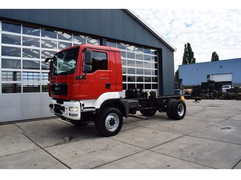 MAN TGM 13.290 BL 4×4 CHASSIS – CABIN NEW 2018 / EURO 5 – 290 HP - Fahrgestell LKW
