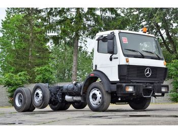 MERCEDES-BENZ 1722 1991 - chassis - Fahrgestell LKW