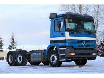 MERCEDES-BENZ ACTROS 2540 - Fahrgestell LKW