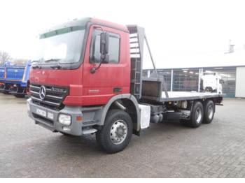 Fahrgestell LKW Mercedes Actros 3332 6x4 chassis/platform