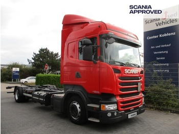 SCANIA R410 - 4X2 MLB - HIGHLINE - SCR ONLY - Fahrgestell LKW
