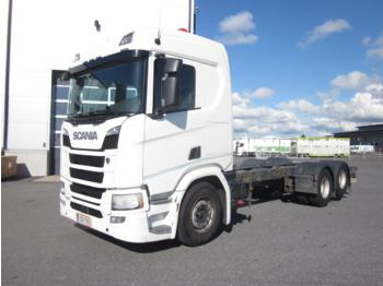 SCANIA R500 - Fahrgestell LKW