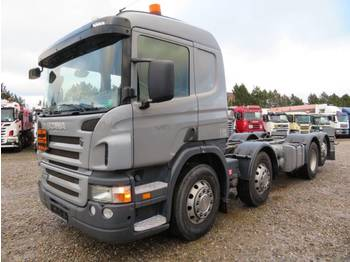 Scania P400 8x2*6 ADR Chassis Euro 5 - Fahrgestell LKW