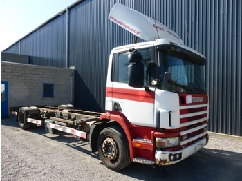 Scania P 114 LB 340 - Fahrgestell LKW