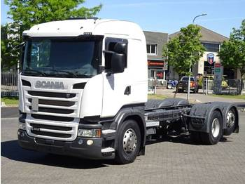 Scania R410 410LB6X2*4HNA only ad-blue - Fahrgestell LKW