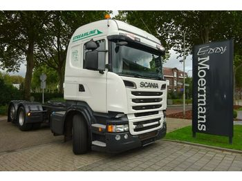 Scania R500 High-Streamline 6x2 Chassis  - Fahrgestell LKW