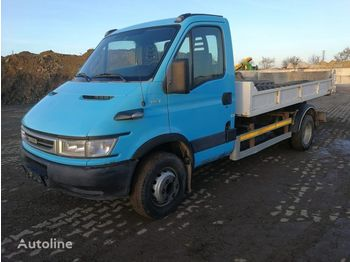 IVECO Daily 60C15 container - Kipper