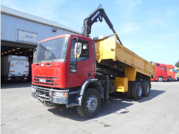 Iveco Eurocargo 260 E 27 (WITG GEARBOX) - Kipper