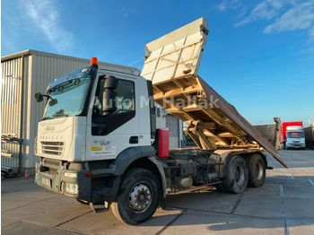 Iveco TRAKKER 410 6x4 Bordmatik Big Axel Manualgear  - Kipper