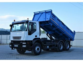 Iveco  Trakker 360 Kipper + Bordmatic 5,20m 6x4 !!  - Kipper