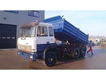 Iveco Turbostar 330 - 30 (BIG AXLE / STEEL SUSPENSION / WATER COOLED 6 CYLINDER) - Kipper