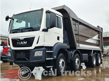 MAN 2016 TGS 41.400 AC E6 8X4 TIPPER 26 PCS (256.000Km) - Kipper