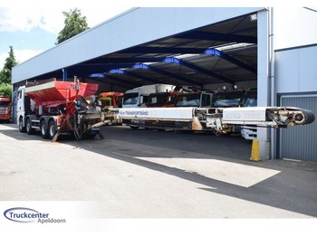 Kipper MAN TGA 32.460, Manuel, 8x4 Big axle, Truckcenter Apeldoorn