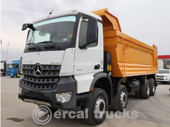 MERCEDES-BENZ AROCS 4142 - Kipper