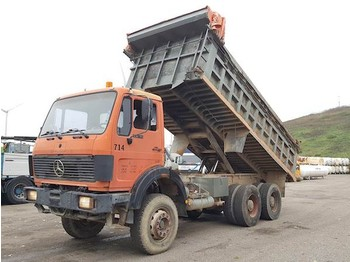 Mercedes-Benz 2636 6X4 - Kipper
