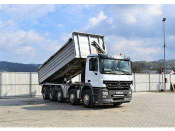 Mercedes-Benz ACTROS 4448 Kipper 6,50m + BORDMATIC / 10x4  - Kipper