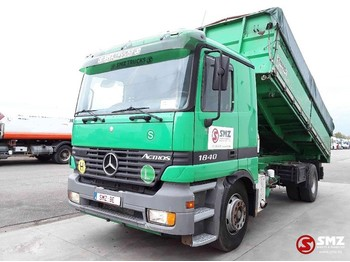 Mercedes-Benz Actros 1840 LAmes/manual - Kipper