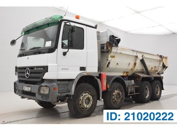 Kipper Mercedes-Benz Actros 4141 - 8x4