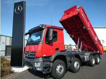 Kipper Mercedes-Benz Arocs 3246 K 8x4 Meiller Kipper Bordmatik