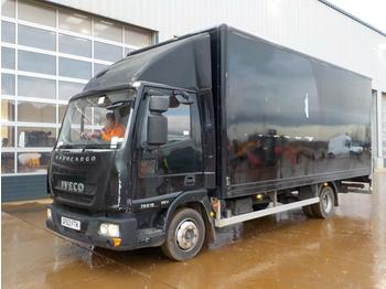 2013 Iveco 75E16 - Koffer LKW