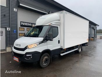 Koffer LKW IVECO Daily 72C17 A8