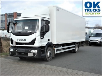 IVECO Eurocargo 140E25P ACC, Spurhalteassistent, Hill - Koffer LKW